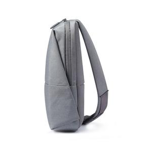 Image 5 - Xiaomi Mi sac à dos 4L Polyester sac loisirs urbains sport poitrine Pack sacs hommes femmes petite taille épaule unisexe sac à dos H34