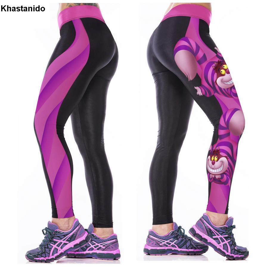 High Waist Workout Leggings 3d Print Skull Legging Push Up Breathable Spandex Fitness Clothing Sporting Leggins Women Pants