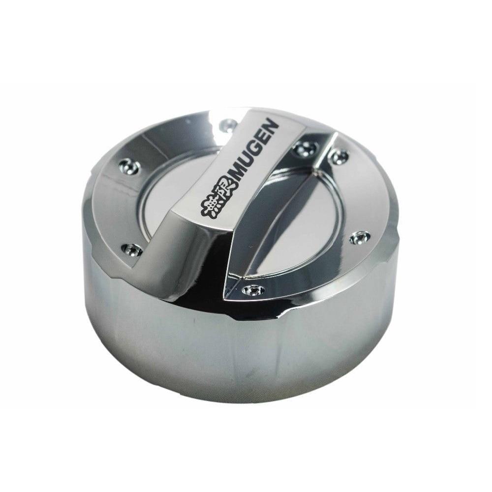 For Honda Acura CNC Mugen Power Billet Aluminum Black Radiator Cap Cover