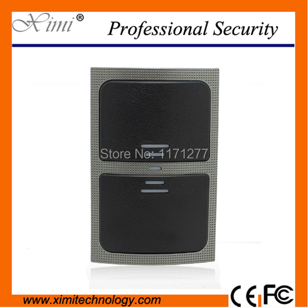 Hot sale door access control card reader mi-fare 13.56MHz Wiegand34 card reader smart card  reader hot sale extra door