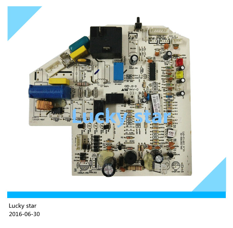 95% new & original for Galanz air conditioning Computer board control board GAL0903GK-01 good working valve radiator linkage controller weekly programmable room thermostat wifi app for gas boiler underfloor heating