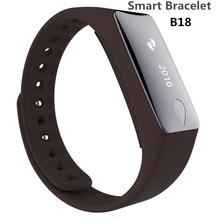 0.69 дюймов LED Мода Человек Женщины Smart активности движения Step калорий напомнить спортивная браслет Смарт Поддержка Сообщение Напомнить