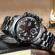 Top Brand Luxury Business Quartz LIGE9837