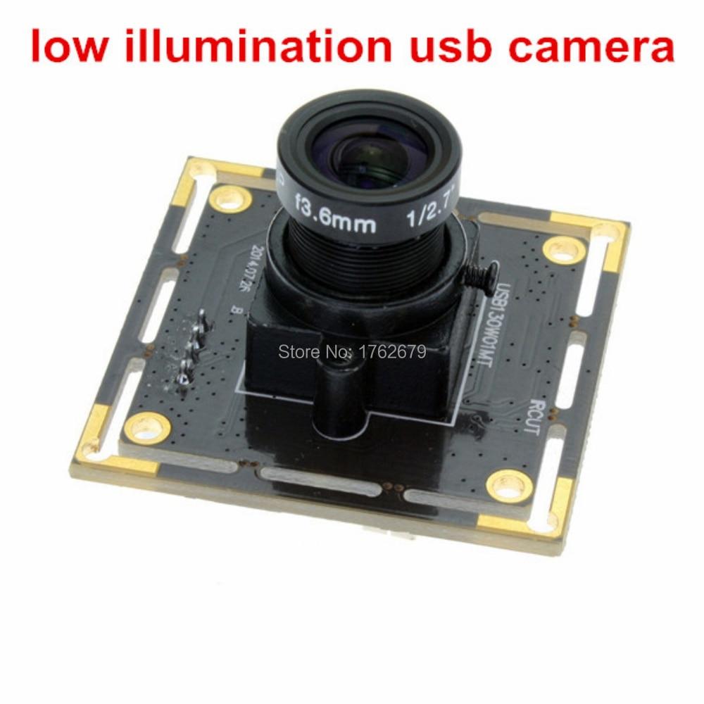 38*38mm Camera module HD 1.3MP 12mm lens Black And White UVC Linux Android Windows mini usb camera module for USB2.0 pc computer цена