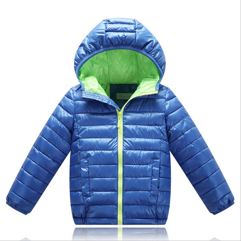 children's winter jackets boys High Quality New girls Winter coat Thickening cotton-padded clothes Outerwear kids padded Jacket 2016 new fashion winter jacket men high quality brand thickening casual cotton padded keep warm men coat parkas 1358