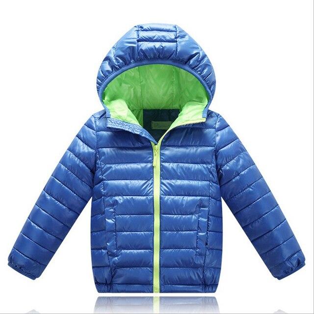 b3dce37d7a36 children s winter jackets boys High Quality New girls Winter coat ...