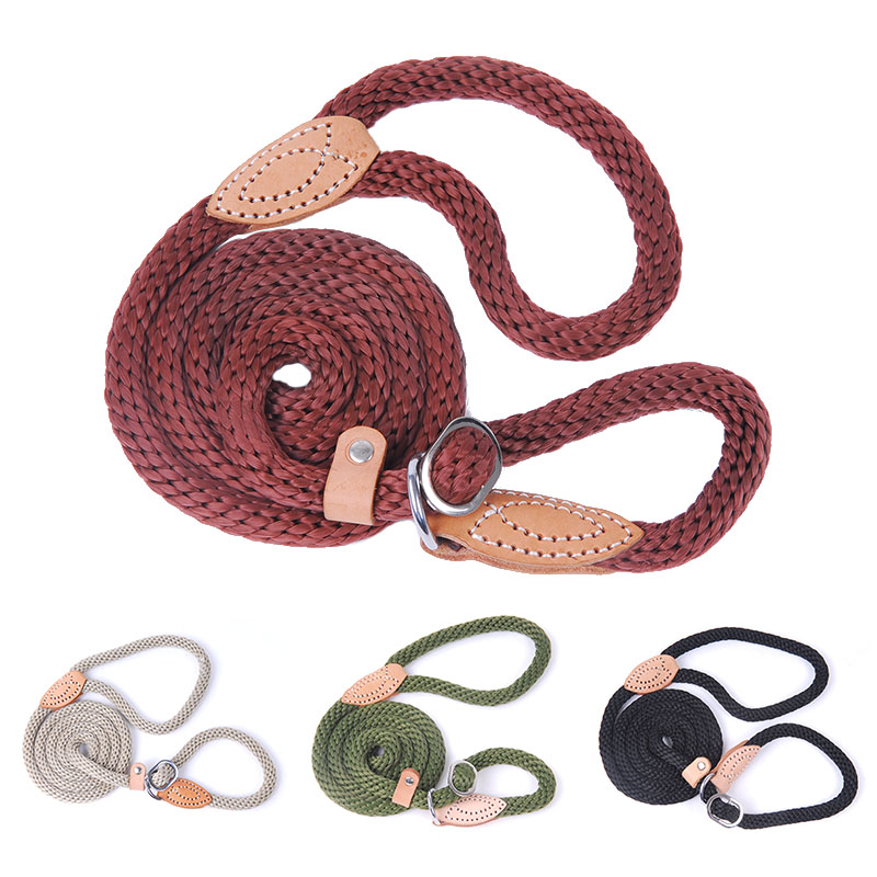 Dog Leash Rope Pet Products Puppy Leash Pet Dog Leashes For Small Medium Large Dogs Cat Pitbull Durable Dog Leash Collar Harness