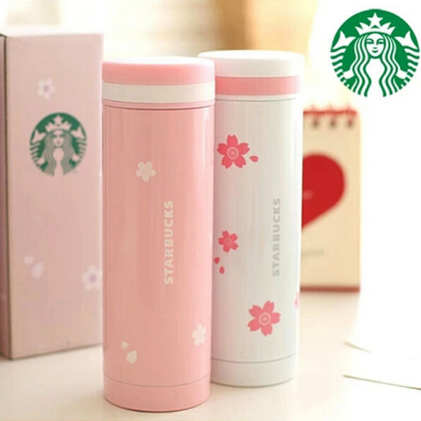 000401 Funny Cute Lovely S Women Stainless Steel Vacuum Thermal Insulated Flasks Water Coffee Cup Mug Thermoses Drinkware In