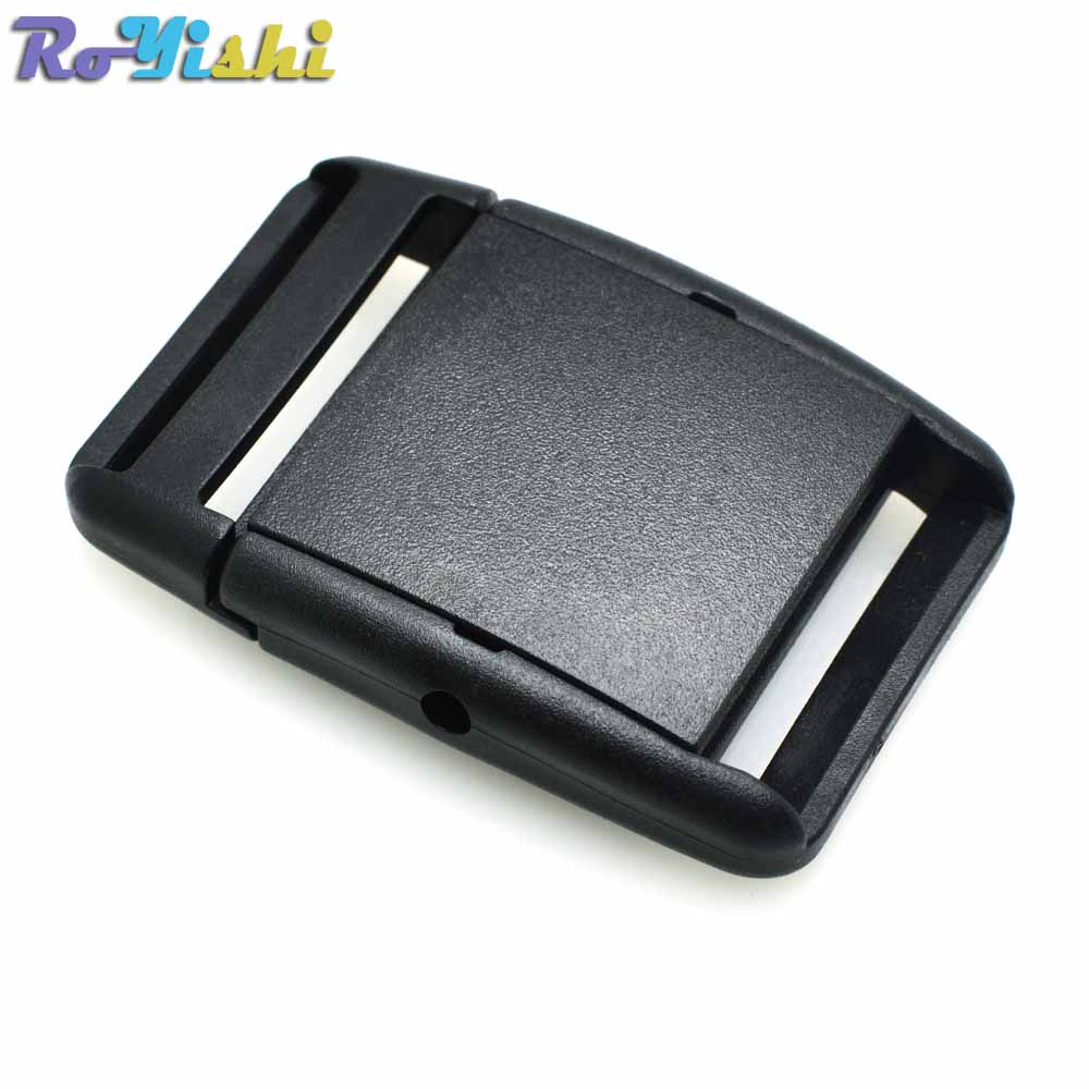 1000pcs/pack 1Easy Using&Simple Buckles Side Release Belt Buckles For Backpack Belt Accessories