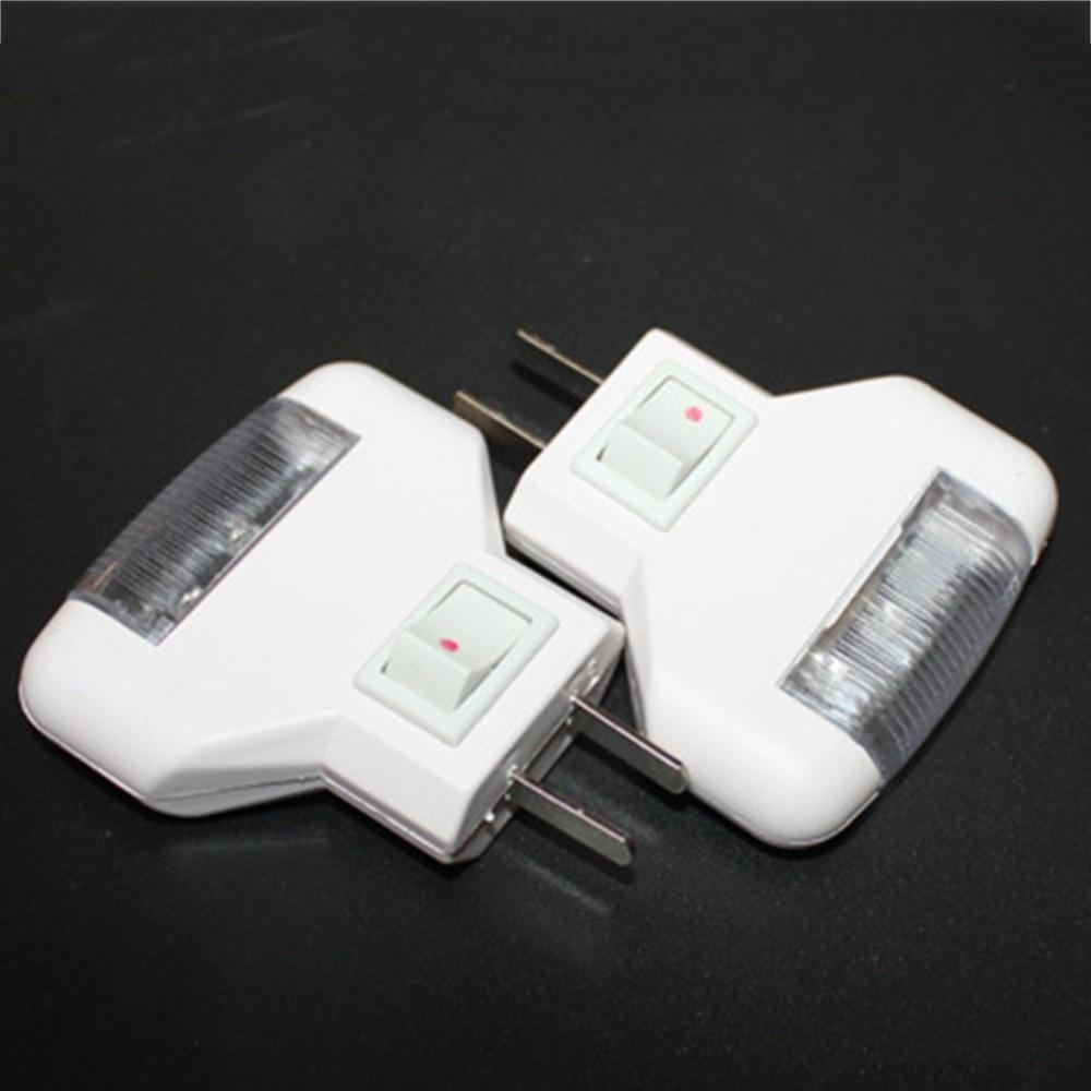 Children LED Night Lamp AC 220V Lighting Wall Light For Home Emergency Lamps EU Plug Adapter Bedroom Art Lighting
