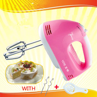 Household Electric Mixer Beat Eggs Handheld Automatic Mini Baking Mixer Beat Crea