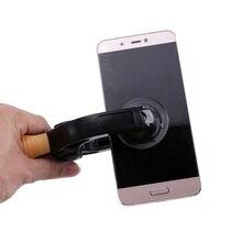 Горячие Мобильный телефон Смартфон ЖК-экран открывания плоскогубцы присоска для iPhone iPad huawei samsung Инструменты для ремонта сотового телефона