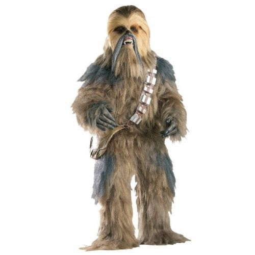 Star Wars Costumes  7 Series Cosplay Chewbacca Halloween Suit Costume 1