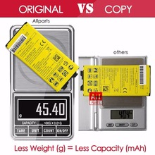 Allparts 100% Tested New 2700mAh BL-42D1F Li-ion Mobile Phone Battery For LG G5 Battery H868 H860 H850 Replacement Parts