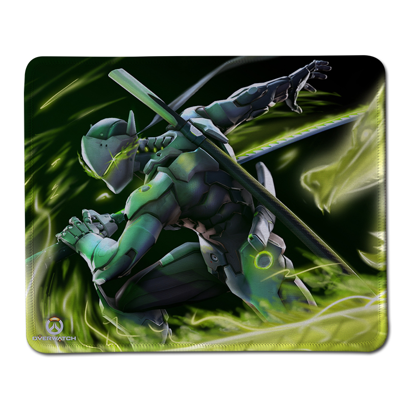 Hot Sales Anime Mousepad Genji Overwatch Mouse Pad Best
