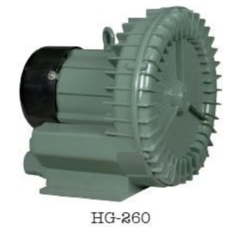 High Pressure 220v 50hz 260W Single-Stage Single Phase Small Air Blower Vacuum Pump 20 20 2000 page 6