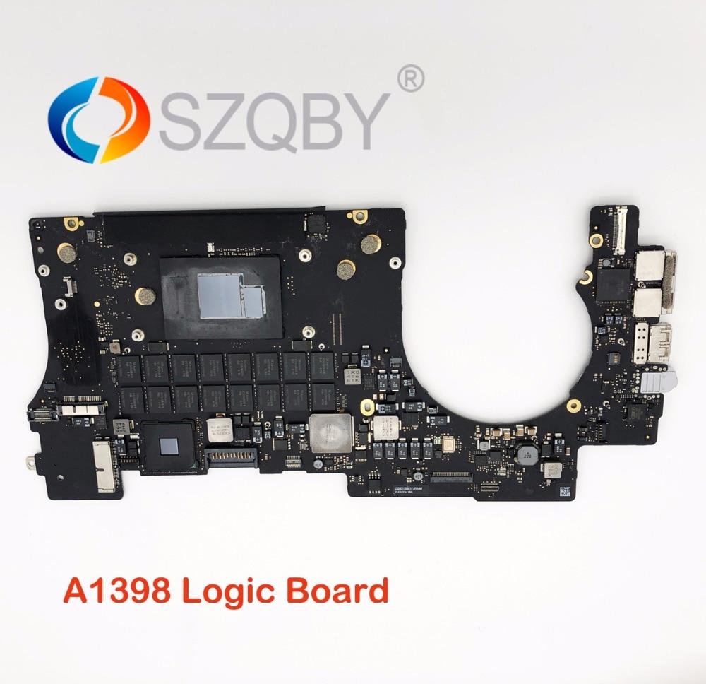 661-8303 pour MacBook Pro 15 A1398 2012 2.3 GHz 2.6 GHz 8 GB fin 2013 16 GB ME294 carte mère carte mère 820-3662-03