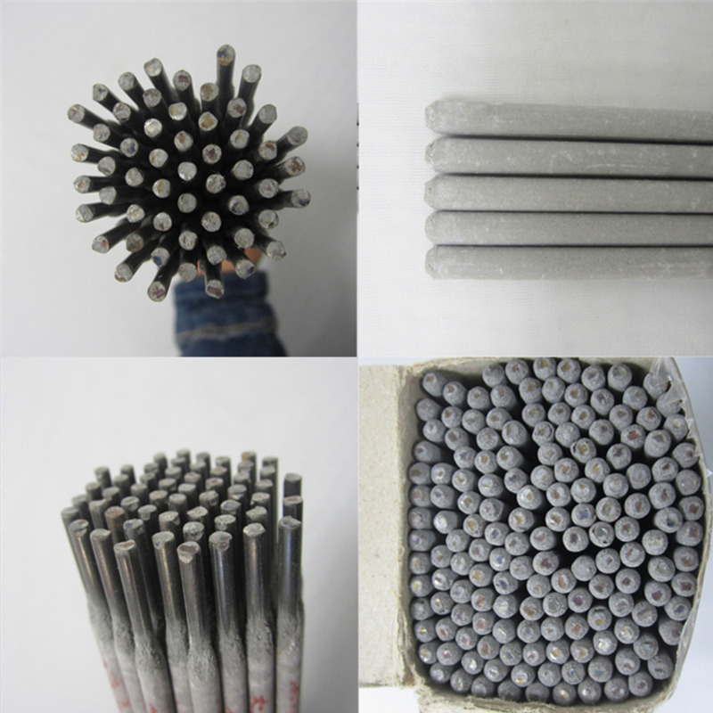 Pig Iron Z208 Cast Iron Z308 Pure Nickel Cast Iron Z408 Z508 Raw Nickel Copper Cast Iron Electrode Welding
