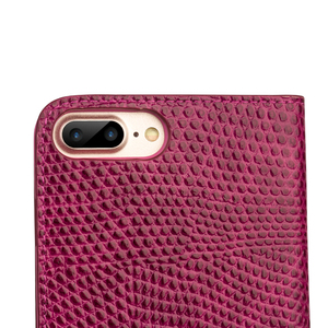 Image 3 - QIALINO Genuine Leather Phone Trường Hợp cho iPhone 8 Thời Trang Handmade Khe Cắm thẻ Phụ Nữ Sang Trọng Lật Bìa cho iPhone8 Cộng Với 4.7/5.5 inch