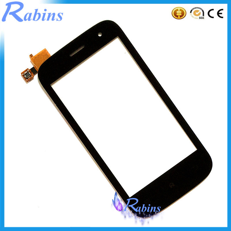SYRINX Phone Touchscreen For Fly IQ442 IQ 442 Miracle Touch Screen Digitizer 4.0