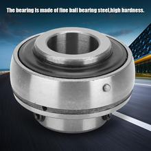 2Pcs/set Shaft Support Ball Bearing Steel Insert Bearing  for Transmission Parts Accessories 20 3200c1 back plate unit one way bearing w h hex t shaft complete set sge 0085 01