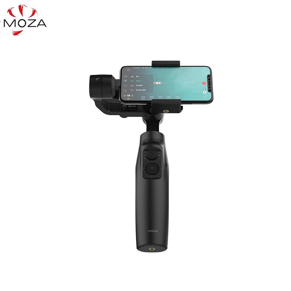 Pre Sale Moza MINI MI Phone Gimbal Stabilizer Wireless Charging 360degree Heading Axis Selfie Gimbal Handheld