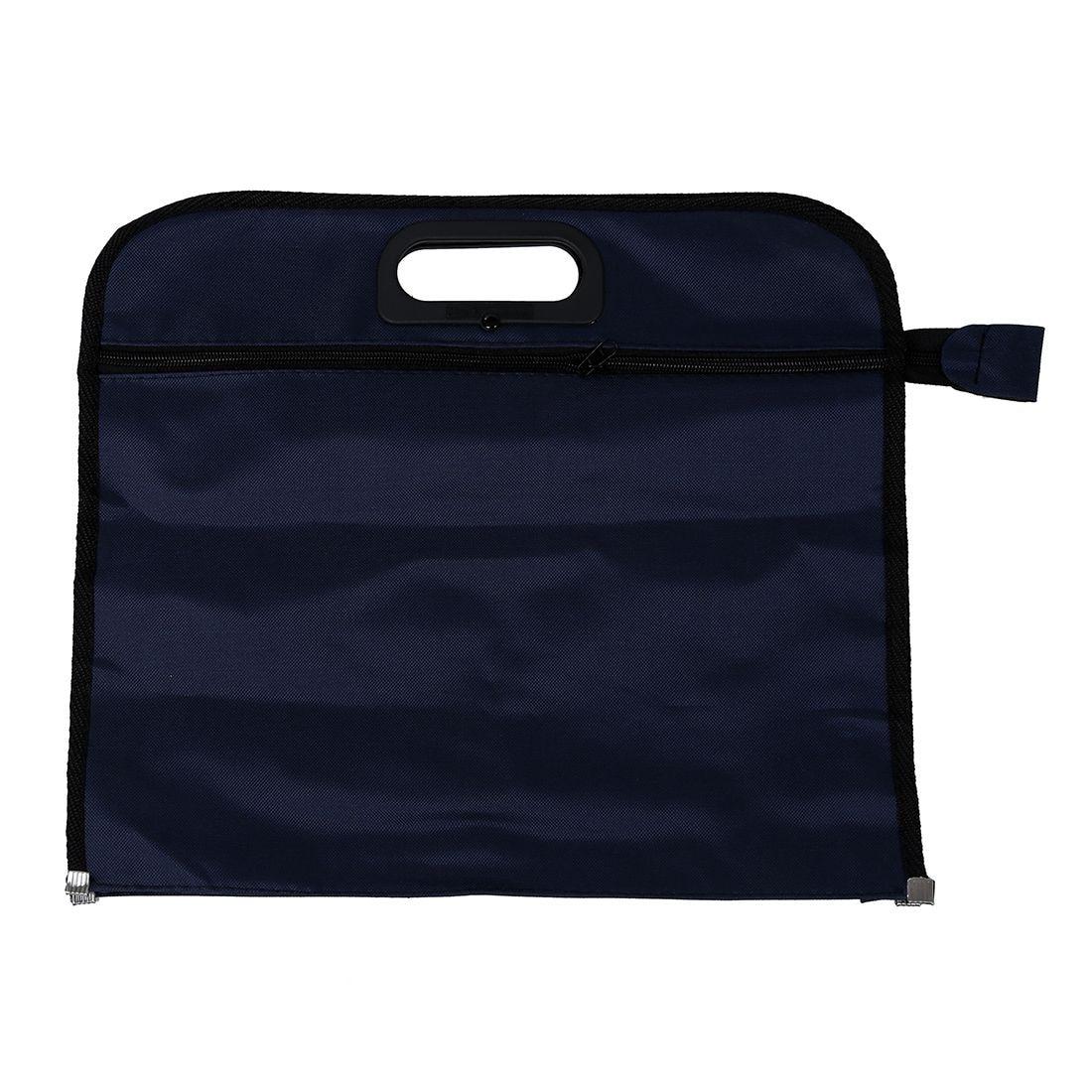 HOT-Nylon File Folder Document Bag/Organizer/Portfolio