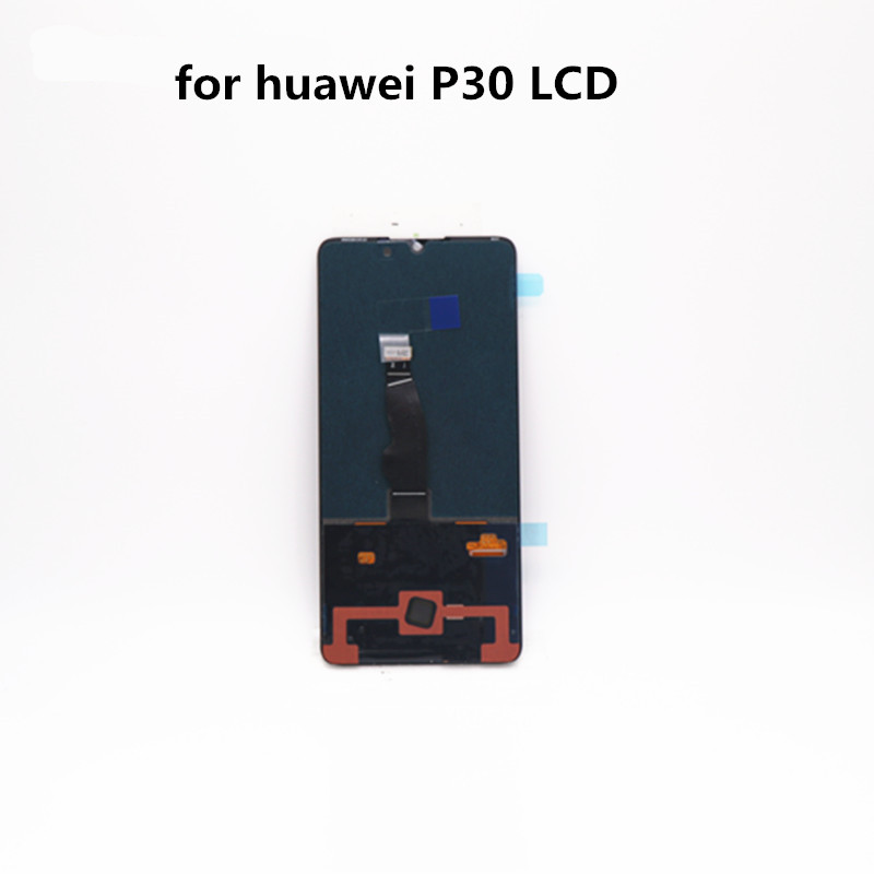 6.0 original For Huawei P30 LCD Screen Display+Touch Panel Digitizer Assembly replacement For Huawei P30 ELE L29 ELE L09 lcd