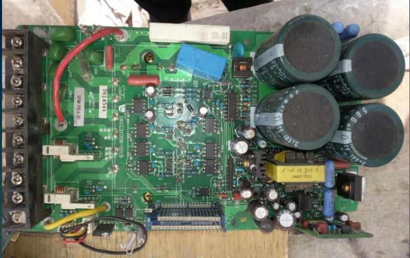 SPF-4.0K and SPF-5.5K/inverter power board/driver board/motherboard SHF-4KW teardown