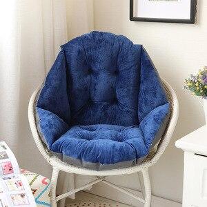 Мягкий плюшевый корпус, обеденный высокий стул, подушка для сиденья, подушка для поясницы, спинки, подушка для автомобиля, дома, офиса, компь...