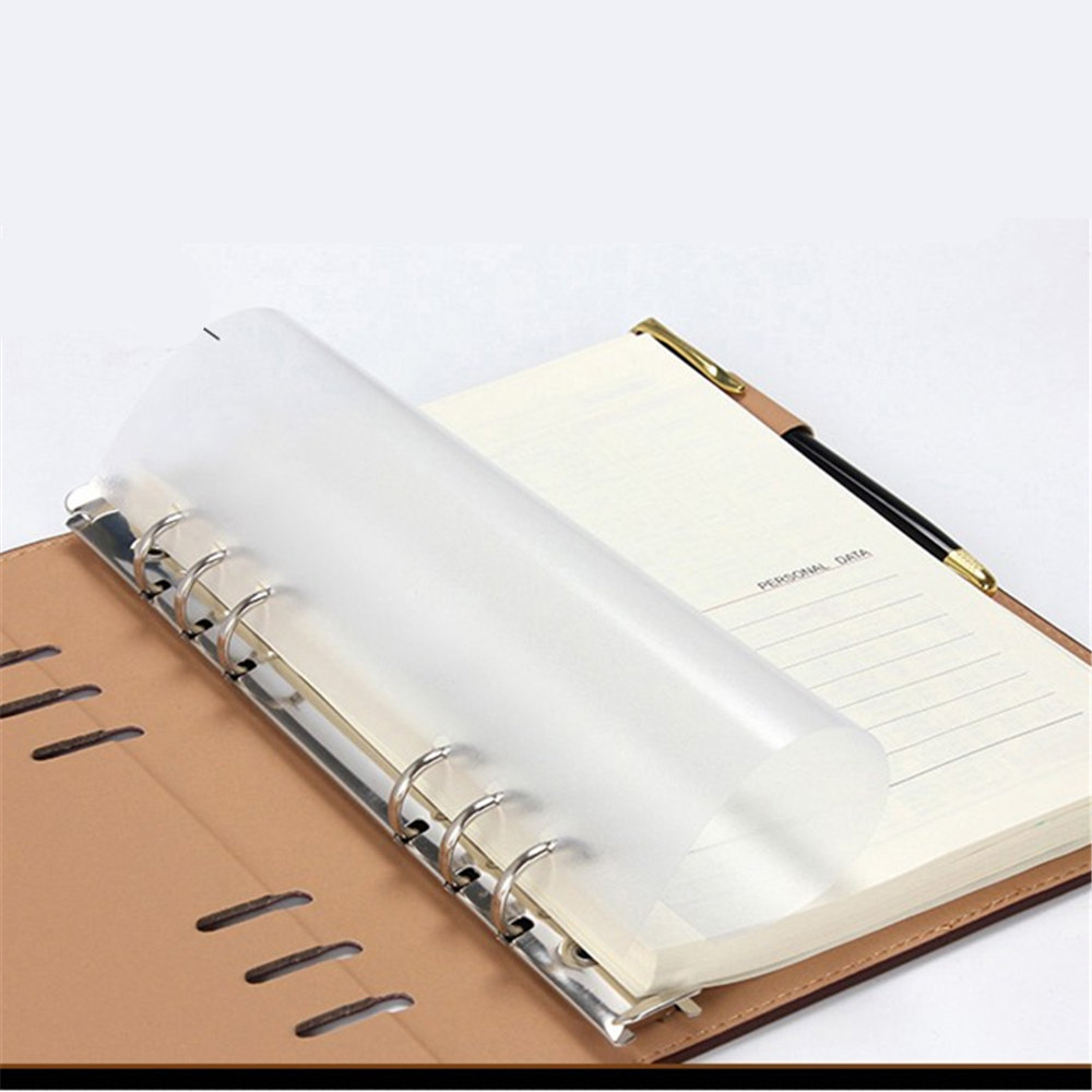A5 Business Spiral Hardcover Hard Copybook Note Book with an signing Exquisite Graduation Gift Business Gift