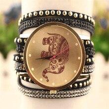 Luxurious Boho Watch Bracelet For Women