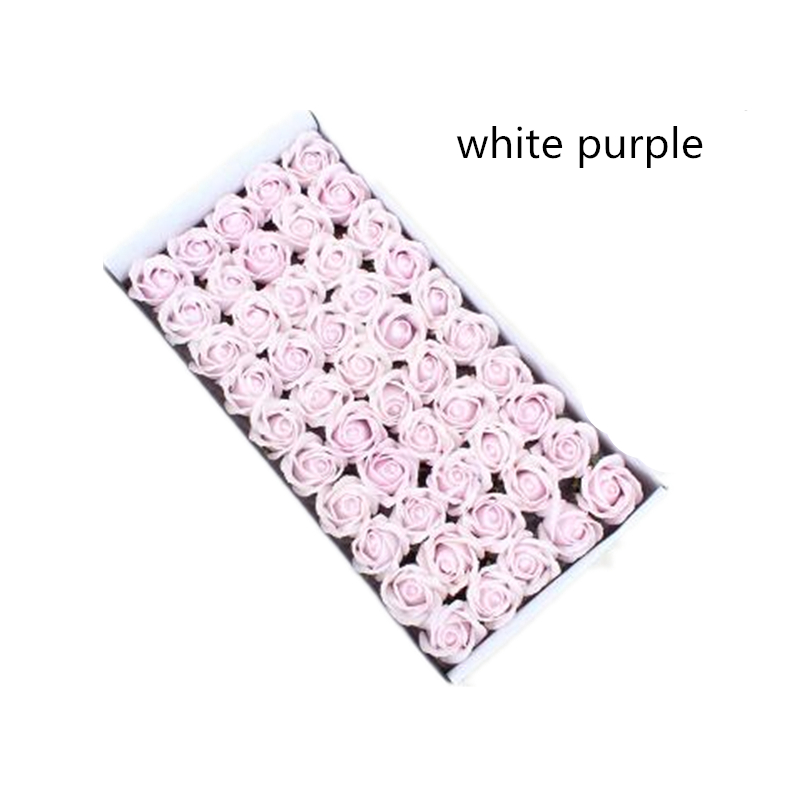 White purple