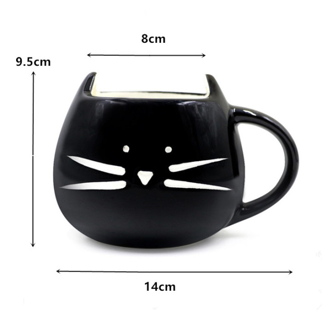 Cat Ceramic Coffee Mug