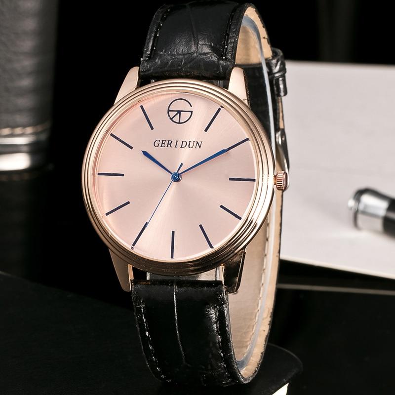 GERIDUN Fashion Herenhorloges Chronograaf & Uren Functie Heren - Herenhorloges - Foto 5