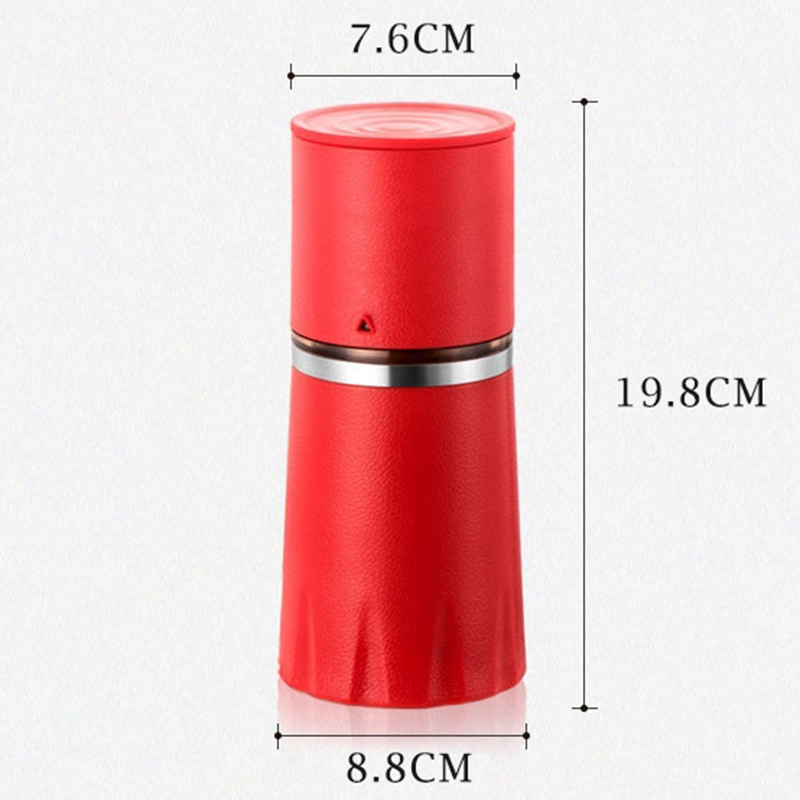 Portable Manual Coffee Grinder Coffee Maker Coffee Grinder All In One Multifunctional Hand Twist Rotation For Travel Camping in Coffee Makers from Home Appliances