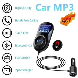 Hot Bluetooth FM Transmitter L