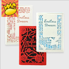 "Endless Dream"""" Soft Fabric Cover Bound Diary Luxury Planner Journal Travel School Study Notebook Agenda Scheduler 5 Colors Gift"""