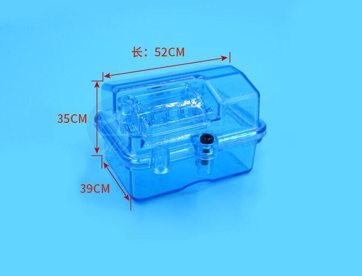 Waterproof receiver box for traxxas slash 4X4 rc car habao 10SC sc ...