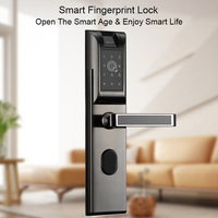 Eseye отпечатков пальцев Touch Электрический цифровой приложение телефон Bluetooth Пароль RFID разблокировать Keyless смарт замок