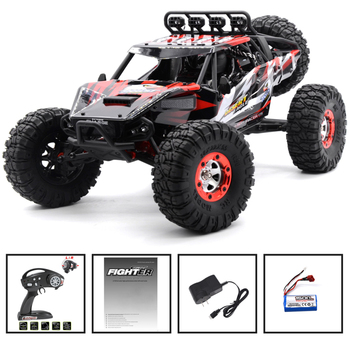 high speed remote control rc car toy FY07 2.4G 4WD radio control car toy with Brushless motor RC Climbing Car kids best gift toy image