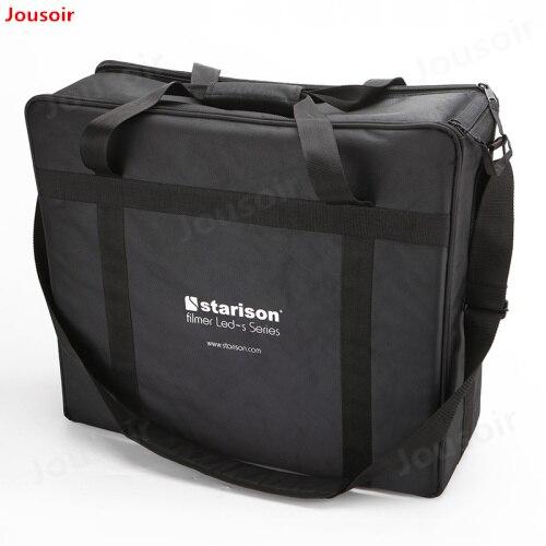 5060 LED Double lumière bagages LED vidéo lumière paquet général sac portable caméra boîte à lumière CD50 T07