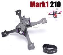 Mark1 Mark 210 210mm FPV Racing Drone X Quadcopter 4mm Arm better than QAV-X QAV210 QAV-X Martian II