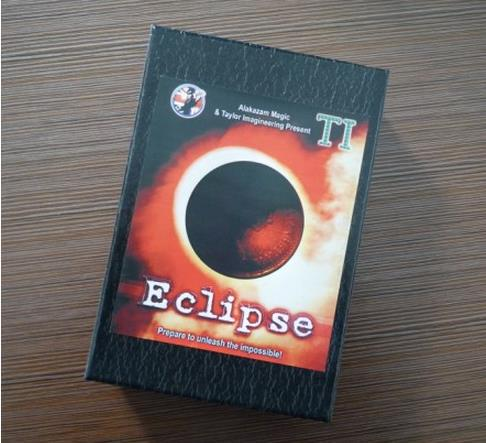 цены Free shipping,Eclipse - Mentalism Magic- Magic Trick,stage magic props,close upmagic,mentalism,comedy