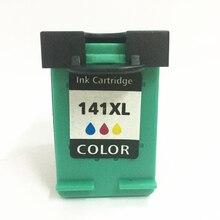 Vilaxh For hp141 color compatible ink cartridge for hp 141 Deskjet C4583 C4283 C4483 C5283 D5363 J5733 J5783 J6403 J6413 printer