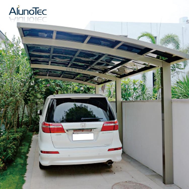 aluminum frame carport canopy car shelter