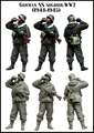 1:35    GERMAN SS SOLDIER.WW2