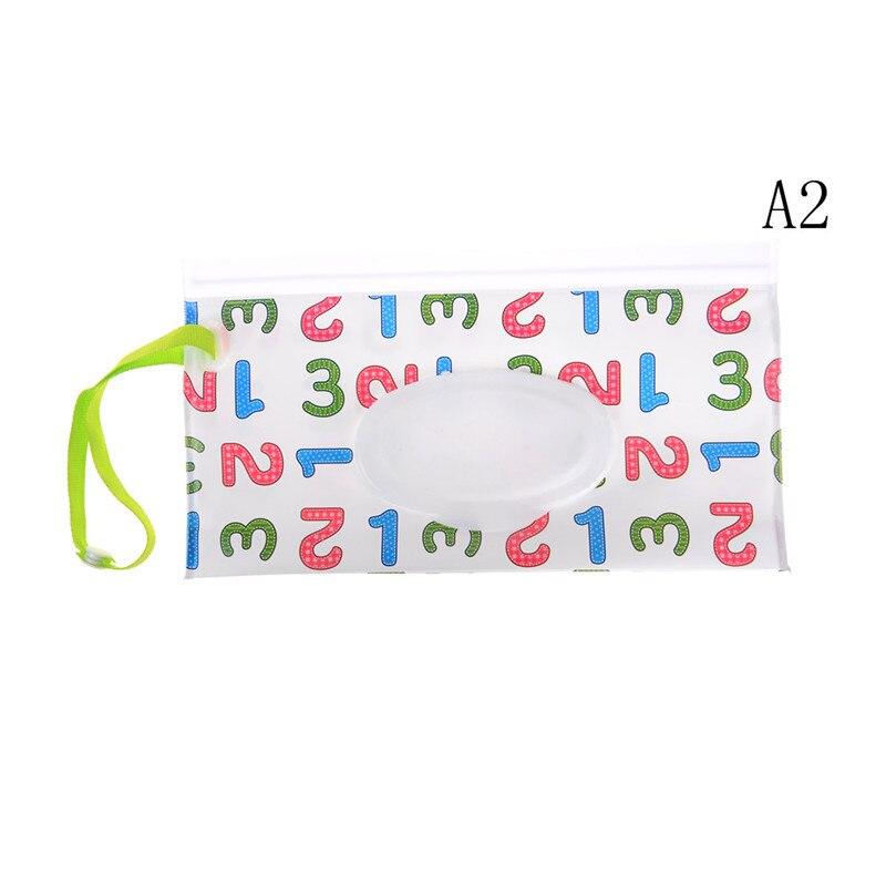 Многофункциональные детские влажные салфетки для путешествий на открытом воздухе для новорожденных, детские влажные салфетки в удобной упаковке, коробка диспенсер влажных салфеток, экологичные влажные бумажные полотенца, коробка - Цвет: 2