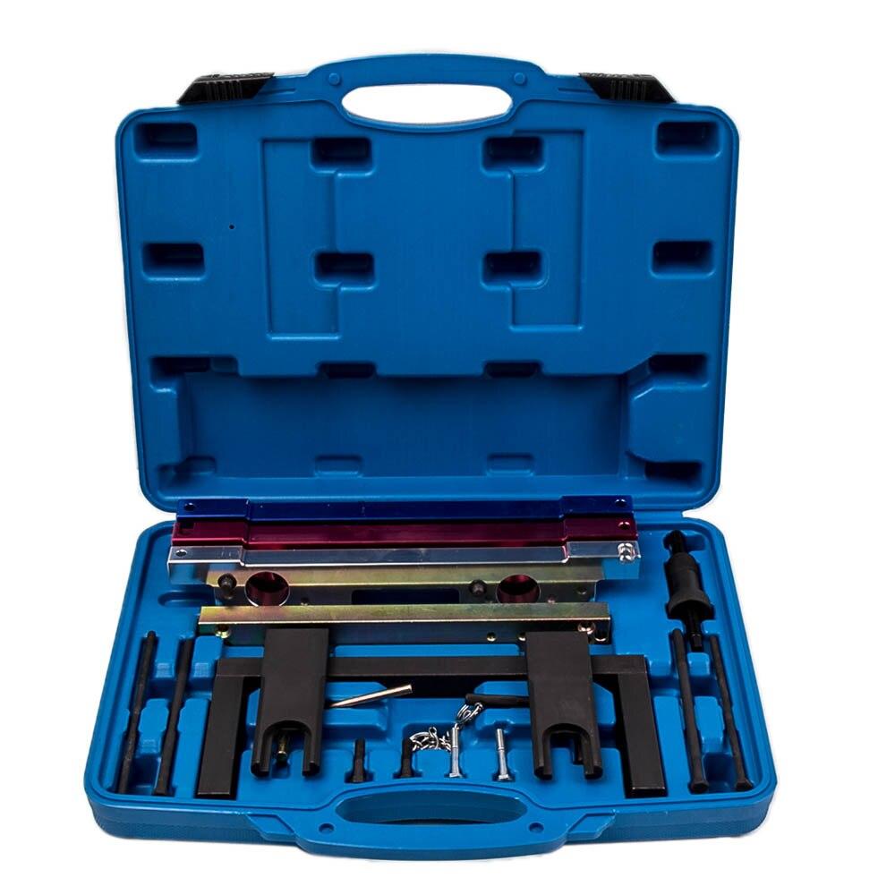 Pour BMW N51 N52 N53 N54 N55 Kit d'outils de verrouillage de synchronisation de moteur installation et retrait