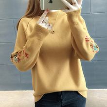 Cheap wholesale 2018 new autumn winter Hot selling women's fashion casual warm nice Sweater G201